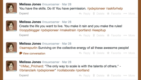 Roux Roamer tweets